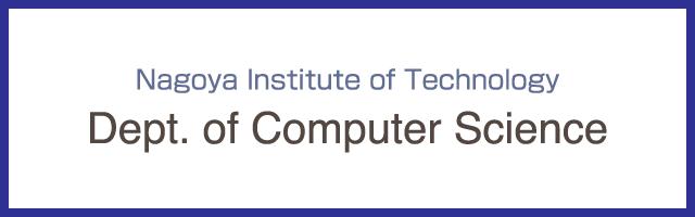 Dept. of Computer Science