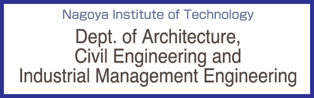 Dept. of Architecture, Civil Engineering and Industrial Management Engineering